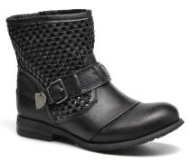 Sara Sun Stiefeletten & Boots in schwarz
