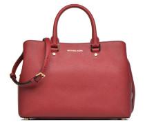 SAVANNAH LG SATCHEL Handtaschen für Taschen in rot