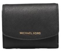 Portefeuille Trifold SM Portemonnaies & Clutches für Taschen in schwarz