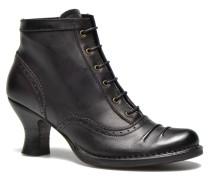 Rococo S848 Stiefeletten & Boots in schwarz