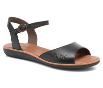 Hypsi Sandalen in schwarz
