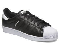 Superstar Sneaker in schwarz