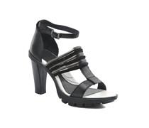 FatyinMC Sandalen in schwarz