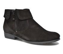 Yale Stiefeletten & Boots in schwarz