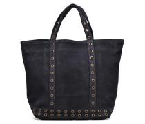 Cabas Suede Œillets M Handtaschen für Taschen in blau