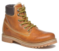 Mustanie Stiefeletten & Boots in braun