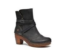 Amsterdam 343 Stiefeletten & Boots in schwarz