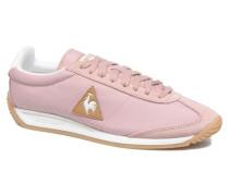 Quartz W Sneaker in rosa