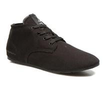 Basmono W Sneaker in schwarz