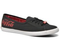 Litus Luca Sneaker in schwarz