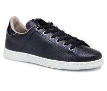 Deportivo Glitter Sneaker in blau