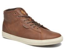 Ridge Mid Lux Sneaker in braun