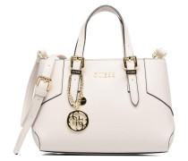 ISABEAU Mini box satchel Handtaschen für Taschen in weiß
