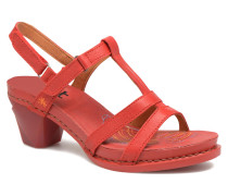 I Enjoy 1124 Sandalen in rot