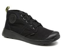 Pallaville Hi CMS Sneaker in schwarz