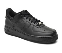 Wmns Air Force 1 '07 Sneaker in schwarz