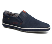Pegaso 9707 Slipper in blau