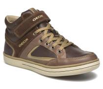 J Garcia B. A J64B6A Sneaker in braun