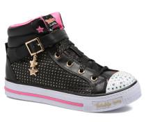 Shuffles Pop Dazzle Sneaker in schwarz