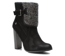 Esta Stiefeletten & Boots in schwarz