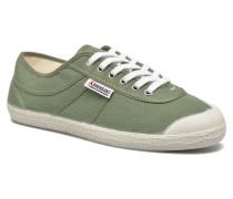 Basic Sneaker in grün