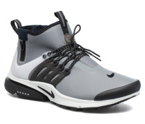 Air Presto Mid Utility Sneaker in grau