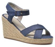 Halloumi Sandalen in blau