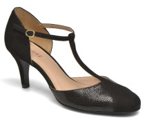 Pandore Pumps in schwarz
