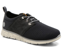 Killington Oxford Sneaker in schwarz