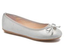 Tomi Ballerinas in silber
