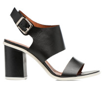 Menthe Hello #14 Sandalen in schwarz