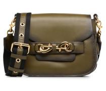 FLORENCE SADDLE Handtaschen für Taschen in grün