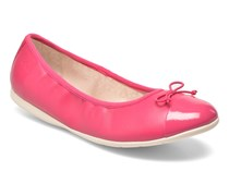Dance Puff Jnr Ballerinas in rosa