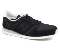 WRL420 Sneaker in schwarz