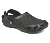 Yukon Sport Sandalen in schwarz