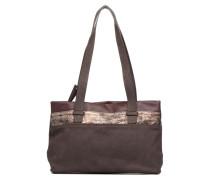 KHEMA Shoulder bag Handtasche in braun