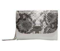 Portemonnaie 2 en 1 Double Date Rochelle Portemonnaies & Clutches für Taschen in weiß