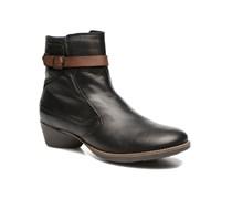 Gently Stiefeletten & Boots in schwarz