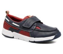 Tri Racer Jnr Sneaker in blau