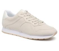 Amu Diamond Sneaker in beige