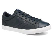 Baseline Court Sneaker in schwarz