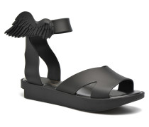 x Vivienne Westwood Anglomania Rocking Horse Sandalen in schwarz