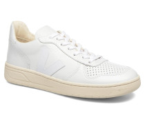 V10 W Sneaker in weiß