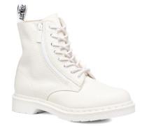 Pascal winZip Stiefeletten & Boots in weiß