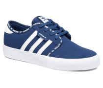 Seeley J Sneaker in blau
