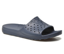 Chawaii Slide W Clogs & Pantoletten in blau