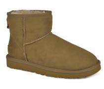 Classic Mini Stiefeletten & Boots in braun