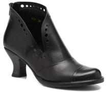 Rococo S860 Stiefeletten & Boots in schwarz
