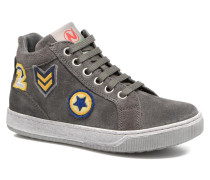 Ground Sneaker in grau