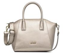 Isabeau Medium Satchel Handtaschen für Taschen in silber